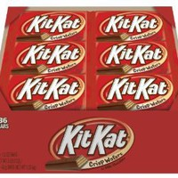 Kit Kat Candy Bar, Crisp Wafers in Milk Chocolate, 1.5-Ounce Bars (Pack of 36): Amazon.com: Grocery & Gourmet Food