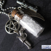 Supernatural Mojo Necklace by AngelQ on Etsy