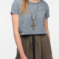 Truly Madly Deeply Super Cropped Mineralized Tee