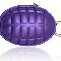 Grenades Shaped Key Bag/Change Purse
