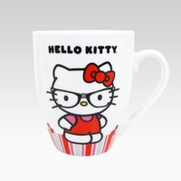 shop.sanrio.com - Hello Kitty Mug Set of 2: Nerd