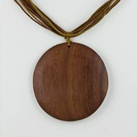 Product Category: Wood Necklaces | Coconut Jewelry