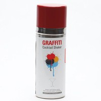 Kikkerland: Graffiti Cocktail Shaker