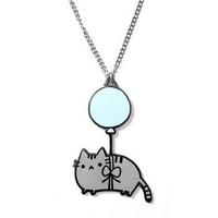 ShanaLogic.com - 100% Handmade & Independent Design! Balloon Kitty Necklace - Best Sellers