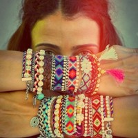 Aztec Arm Candy