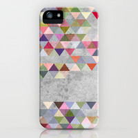 Colorful 1 iPhone Case by Mareike Böhmer | Society6