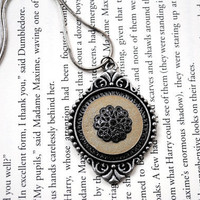 Pendant Necklace by KellyStahley on Etsy