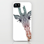 *** TRIBAL GiRAFFE *** iPhone Case by Mnika  Strigel	 | Society6 for iPhone 5+ 4 + 4S + 3 GS + 3 G + ipad_mini + pillow ***