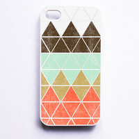 iPhone 4 Case Geometric 1 in Mountain