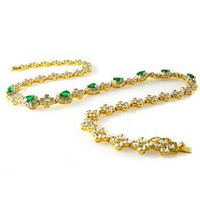 Jacqueline Kennedy's Emerald Drop Necklace at the John F. Kennedy Presidential Library and Museum's Online Store