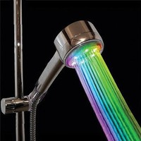 Amazon.com: Color Changing Showerhead Rainbow LED Shower Head: Home & Kitchen