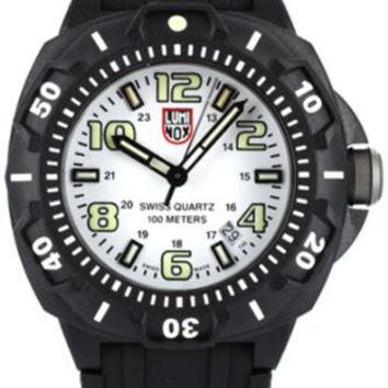 Luminox Sentry 0200 Series Superluminova White Dial Men's watch #0207.SL