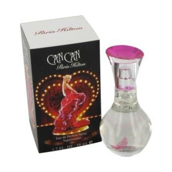 Paris Hilton Can Can Eau de Parfum Spray, 3.4 Fluid Ounce