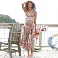 CIRCE SUNDRESS - Long - Dresses - Women | Robert Redford's Sundance Catalog