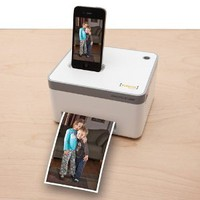 Amazon.com: VuPoint Solutions IP-P10-VP Photo Cube iPhone/iPod Touch Dye Sublimation Color Printer: Cell Phones &amp; Accessories