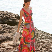 Favourite Jersey Maxi WH323 Below Knee Dresses at Boden