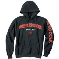 Amazon.com: Princeton Soccer Adult Hooded Sweatshirt: Clothing