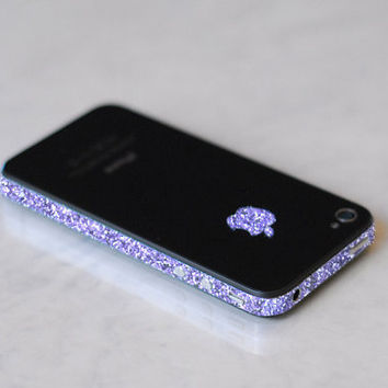 Original iPhone 4 GSM AT&T Antenna Wrap Sparkling by kellokult