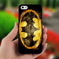 Batman Dark Knight Rises Shield - Photo on Hard Cover For iPhone 5