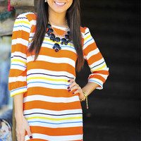 The Yacht Club Dress: Clementine | Hope's