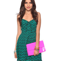 Wavering Stripes Dress | FOREVER21 - 2011408667