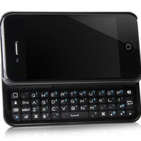 Keyboard Buddy iPhone 4 Case - HackerThings
