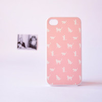 Cat iPhone Case - Pink iPhone Case - Cute iPhone Cases for Girls - Gifts for Her