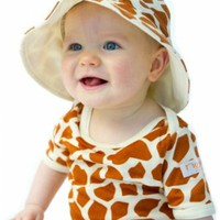 Giraffe sunhat - Awesome Kids