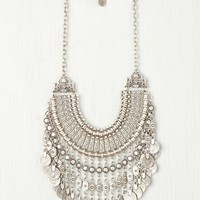 Free People Antalya Coin Collar