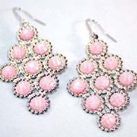 Soft Pink Dangle
