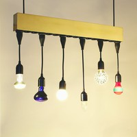 Fancy - Hang Jack Hanging Outlet Lamp