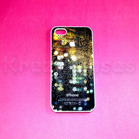 Iphone 5 Case, New iPhone 5 case Cute Rain Drops iPhone 5 Cover, iPhone 5 Cases, Case for iPhone 5