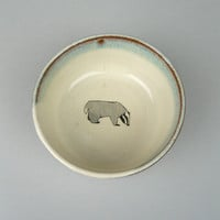 Small Badger Bowl