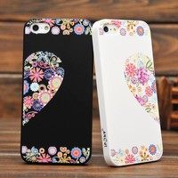 Cool Lover Hard Cover Case For Iphone 5 For Two