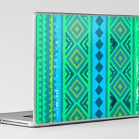 Under The Sea Pattern Laptop & iPad Skin by Romi Vega | Society6