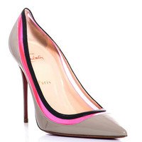 100mm Paulina shoes | Christian Louboutin | Matchesfashion.com