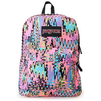 Jansport Black Label Neon Superbreak Backpack