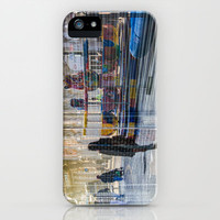 Walk on By iPhone Case by John Dunbar | Society6
