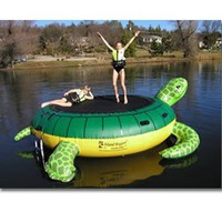 Amazon.com: Aqua Sports Technology Island Hopper Turtle Hop: Sports & Outdoors