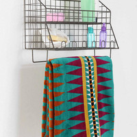 Urban Outfitters - Wire Towel-Holder Wall Bin