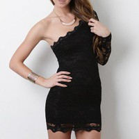 Loisa Lace Dress