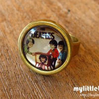 The Beatles Band Ring (S)