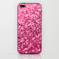 Candied Pink... iPhone & iPod Skin by Lisa Argyropoulos | Society6