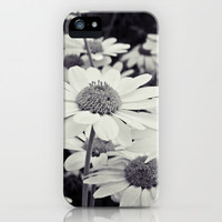 Daisy White iPhone Case by Shalisa Photography | Society6