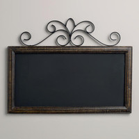 Chalkboard Wall Plaque