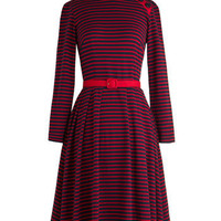 City Sailing Dress | Mod Retro Vintage Dresses | ModCloth.com