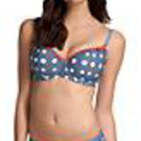 Freya: Hello Sailor Sweetheart Padded Swimwear Top