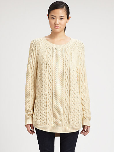 Michael Michael Kors Fisherman From Saks Ugly Sweaters