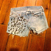 Wildflower Apparel — Leopard Print shorts!