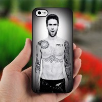 Maroon 5 Adam Levine - Maroon 5 - Photo on Hard Cover For iPhone 4/4S